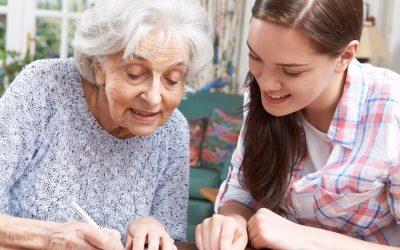 Actividades estimulantes de la mente para personas mayores